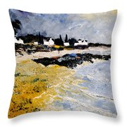 Bretagne Sascape Throw Pillow
