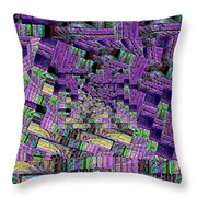 Brick In The Wall Throw Pillow