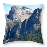 Bridalveil Throw Pillow