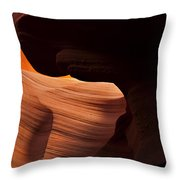 Bridge Of The Light Throw Pillow by Mike  Dawson