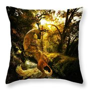 Bring The Light Throw Pillow