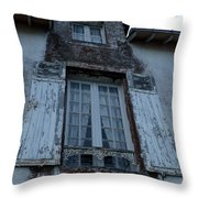 Brittany Window Throw Pillow