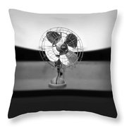 Broadcast Throw Pillow