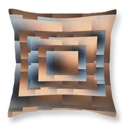 Brushed 03 Throw Pillow