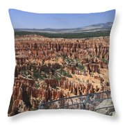 Bryce Point 5451 Throw Pillow