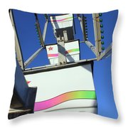 Bucket List Throw Pillow