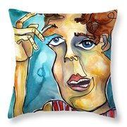 Bucko Throw Pillow