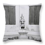 Buddhism Throw Pillow