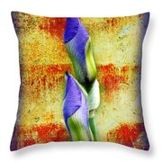 Buddies Throw Pillow