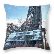 Buffalo Bridges 10624c Throw Pillow