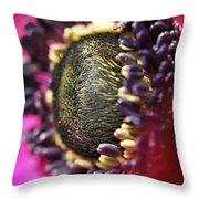 Bulb Flower Throw Pillow