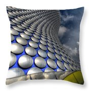 Bullring - Selfridges V2.0 Throw Pillow