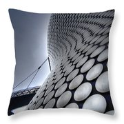 Bullring - Selfridges Throw Pillow