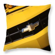 Bumble Bee Grill-7921 Throw Pillow