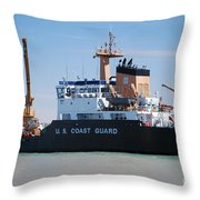 Buoy Changing 2 Throw Pillow