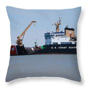 Buoy Changing Throw Pillow