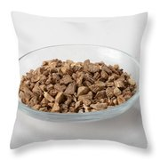 Burdock Root As A Herbal Remedy Throw Pillow