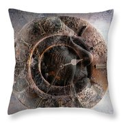 ...but How About Time Throw Pillow