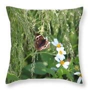 Butterfly 13 Throw Pillow