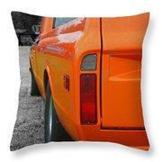 Ca246-12 Throw Pillow