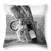 Cadillac Style IIi Throw Pillow
