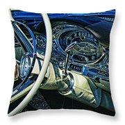 Cadp0697-12 Throw Pillow