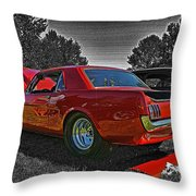Cadp0710-12 Throw Pillow