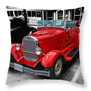 Cadp1044-12 Throw Pillow