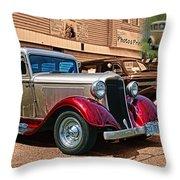 Cadp1049a-12 Throw Pillow