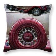 Cadp1089-12 Throw Pillow