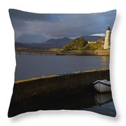 Caherciveen, County Kerry, Ireland The Throw Pillow