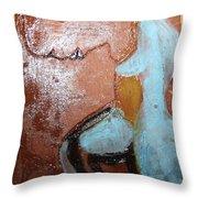 Calendar - Tile Throw Pillow
