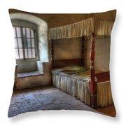 California Mission La Purisima Bedroom Throw Pillow