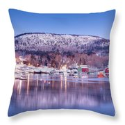 Camden Glow Throw Pillow by Susan Cole Kelly