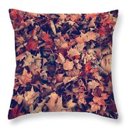Camouflage 02 Throw Pillow