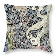 Can You See Me Know Throw Pillow