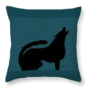 Canine  Throw Pillow
