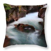 Canyon Creek Throw Pillow