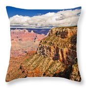 Canyon View Iv Throw Pillow