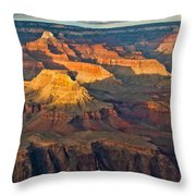Canyon View Ix Throw Pillow