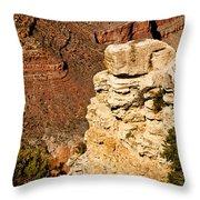 Canyon View V Throw Pillow