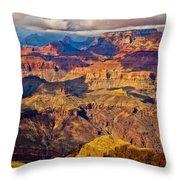 Canyon View Vi Throw Pillow