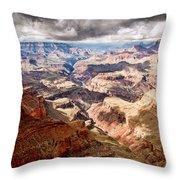 Canyon View Vii Throw Pillow