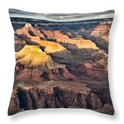 Canyon View Viii Throw Pillow