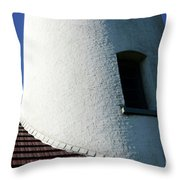 Cape Blanco Detail Throw Pillow