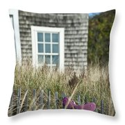 Cape Cod Summer Throw Pillow