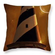 Cape Hatteras Throw Pillow