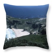 Cape Of Good Hope - Africa Throw Pillow
