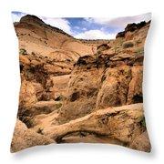 Capitol Bridge Throw Pillow