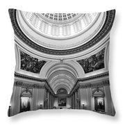 Capitol Interior Throw Pillow